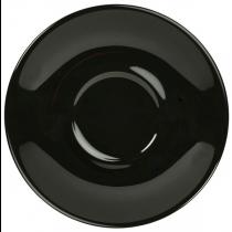 Saucer Black 14cm