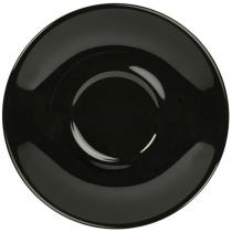 Saucer Black 16cm