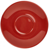Saucer Red 16cm