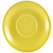 Saucer Yellow 16cm