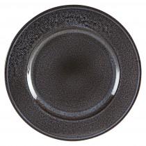 Porcelite Aura Earth Rimmed Plate 27cm