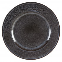 Porcelite Aura Earth Rimmed Plate 32cm