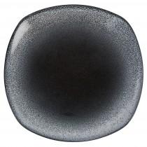Porcelite Aura Flare Square Plate 27cm
