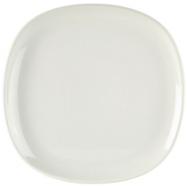 Royal Genware Ellipse Square Plate 26cm