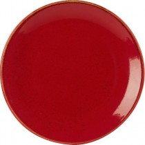 Porcelite Seasons Magma Coupe Plates 30cm