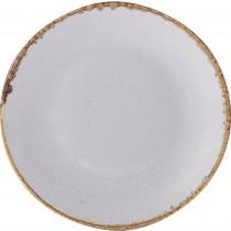 Porcelite Seasons Stone Coupe Plates 18cm