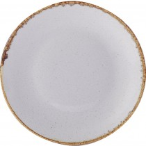 Porcelite Seasons Stone Coupe Plates 24cm