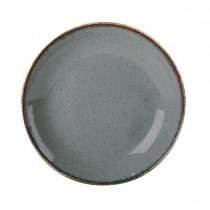 Porcelite Seasons Storm Coupe Plates 24cm