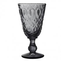 La Rochère Lyonnais Anthracite Grey Cocktail / Wine Goblets 8oz / 23cl