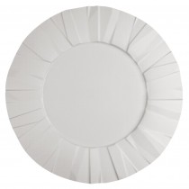 Signature Matrix Dessert White Plate 27cm