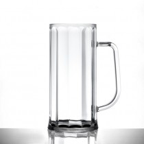 Elite Premium Polycarbonate Bavarian Tankards 20oz / 568ml