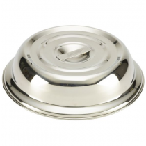 Stainless Steel Round Plate Cover for 10inch Plate