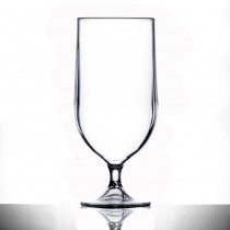 Elite Polycarbonate Goblets Clear 20oz / 570ml