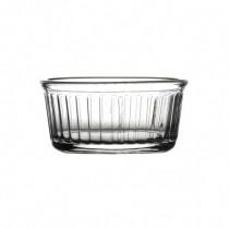 Tempered Glass Ramekins 8.5cmd x 4.1cmh 13cl