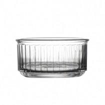 Tempered Glass Ramekins 10cmd x 5cmh 24cl