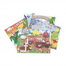 Crafti's Bizzi Kids Activity Sheets Assorted Designs