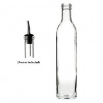 Square Oil Bottle Drizzler