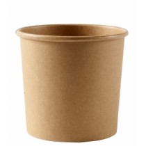 Disposable Kraft Heavy Duty Soup Container 26oz / 769ml