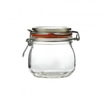 Preserving Jar & Clip Lid 17.5oz