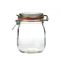 Preserving Jar & Clip Lid 1L 35oz