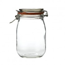 Preserving Jar & Clip Lid 1.5L 53oz