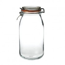 Preserving Jar & Clip Lid 3L 105oz