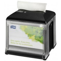 Tork Xpressnap Snack® Tabletop Napkin Dispenser Black
