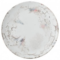 Tafelstern Gallery Flat Coupe Plate - Carrara 30cm
