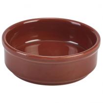 Round Dish Terracotta 10cm