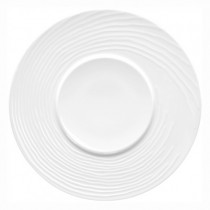 Bauscher Compliments Flat Plate with Structure 34cm