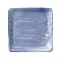 Bauscher Modern Rustic Blue Flat Square Plate 29cm