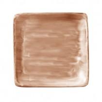 Bauscher Modern Rustic Sand Flat Square Plate 29cm