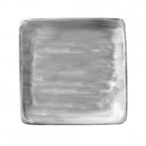Bauscher Modern Rustic Grey Flat Square Plate 29cm
