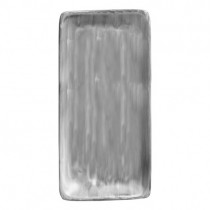 Bauscher Modern Rustic Grey Rectangular Platter 30cm