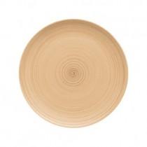 Bauscher Modern Rustic Sand Flat Coupe Plate 28cm