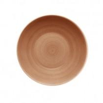 Bauscher Modern Rustic Sand Deep Coupe Plate 24cm