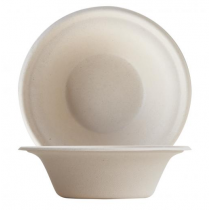 Eco-Fibre Compostable Wheat Small Bowls 340ml