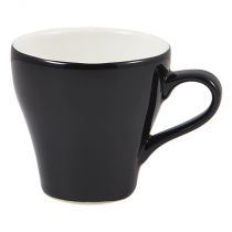 Tulip Cup Black 3oz