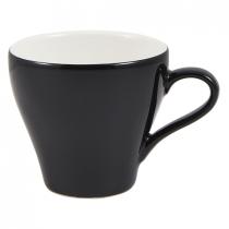 Tulip Cup Black 6.25oz