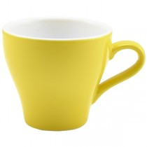 Tulip Cup Yellow 18cl 6.25oz