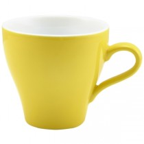 Tulip Cup Yellow 28cl 10oz