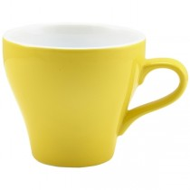 Tulip Cup Yellow 35cl 12.25oz
