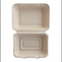 Eco-Fibre Compostable Large Food Boxes