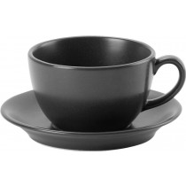 Porcelite Seasons Graphite Bowl Cups 9oz / 25cl