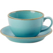 Porcelite Seasons Sea Spray Bowl Cup 25cl / 9oz