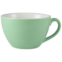 Bowl Shaped Cup Green 12oz