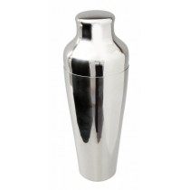 Mezclar Art Deco Cocktail Shaker Stainless Steel