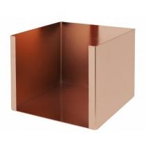 Copper Napkin Caddy
