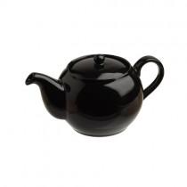 Sphere Black Teapot 47cl/16.5oz