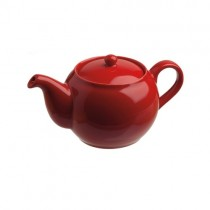 Sphere Red Teapot 47cl/16.5oz